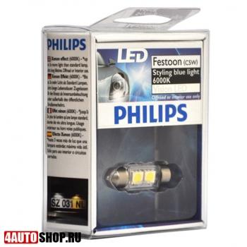 Лампа автомобильная Philips 12940,4000kx1